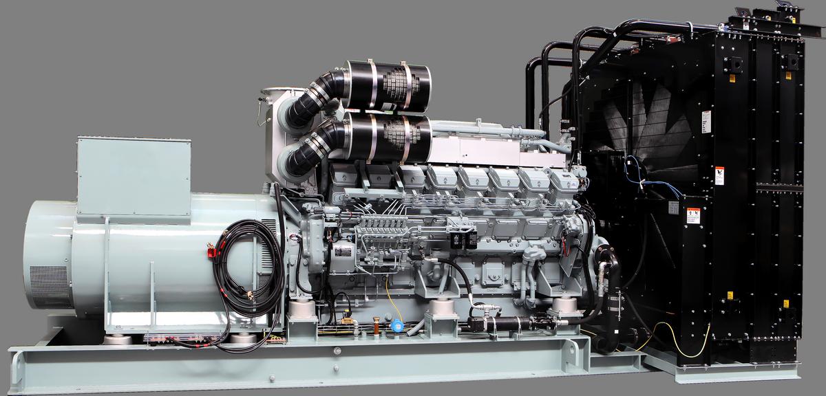 ТЭ.2000С-Т10500-3РН (двигатель Mitsubishi)